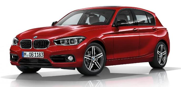 Meet with The New BMW 1 Series in Kayseri %>