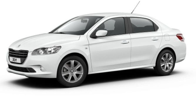 Rent the all new Peugeot 301 Diesel at Kayseri Airport %>