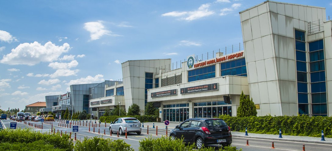 Kayseri Airport Office, Kayseri, Turkey ( ASR )