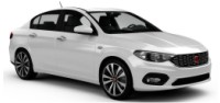 CDMR - FIAT EGEA OR SIMILAR